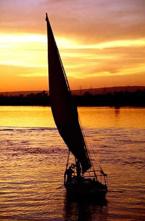 Another Nile Sunset