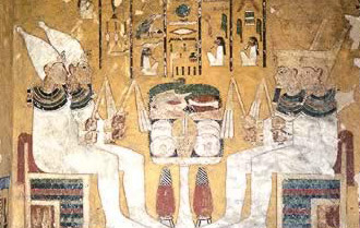 The Tomb of Ay in the Valley of the Kings