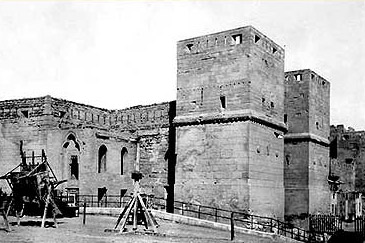An older view of Bab al-Nasr