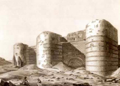 Fort Babylon in Old Cairo