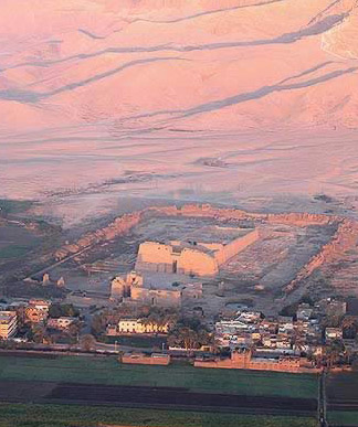 Yet Another View of Medinet Habu