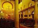 The Church of Saint Barbara in Old Cairo, Egypt