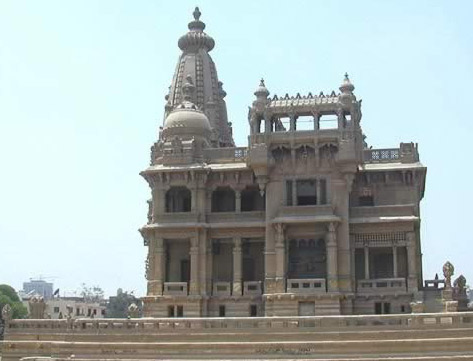 The Old Baron's Palace in Heliopolis