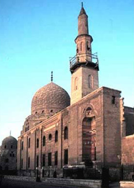 The Complex of Sultan al-Ashraf Barsbay (Barsbey) in Cairo's Northern Cemetery