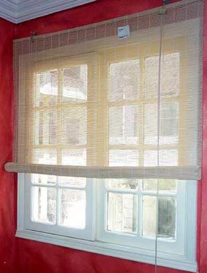 Modern Window shade matting from Egypt