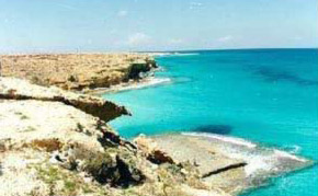 Agibah Beach at Marsa Matruh on Egypt's North Coast