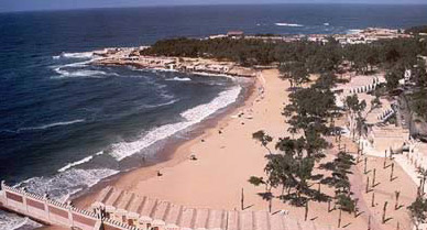 Montaza Bay is one of Egypt's Finest northern beaches about 15 kilometers east of Alexandria