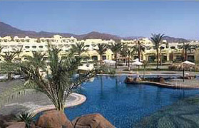 The Marriott  at Taba Heights