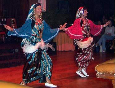 Tunisian Dancers