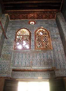 one of the oldest surviving Minbars (pulpits)
