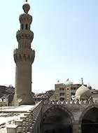 The Mosque's Minaret