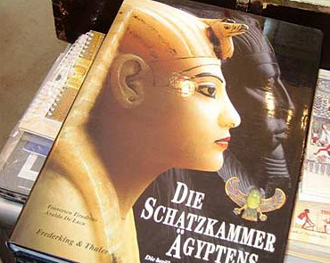 A Book about the Egyptian Museum in German