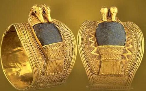 Bracelets of Ramesses II