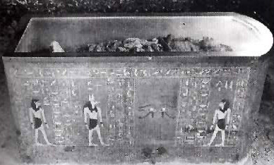 Amenhotep II's tomb
