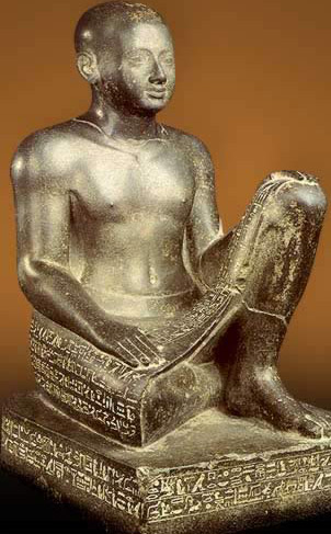 Statue of the Vizier Hor