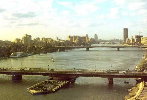 The Nile at Cairo