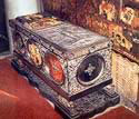 Metal Casket - A part of the Monastery of St. Catherine Collection of Artifacts