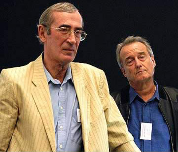 Gilles Dormion and Jean-Yves Verd'hurt