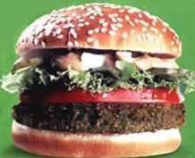 McDonald Introduces McFalafel, Just for Egypt