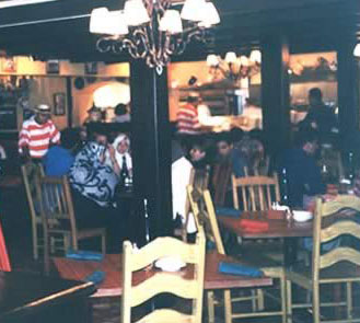 Johnny Carinos has become the most popular restaurant on the Nile City Boat
