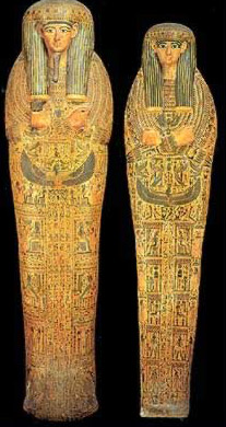 egyptian mummies coffins - photo #37