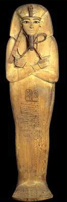 Lid of the Coffin of Ramesses II
