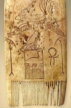 Comb with the Name of Djet