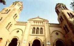 St Mark's Coptic Church in Heliopolis.