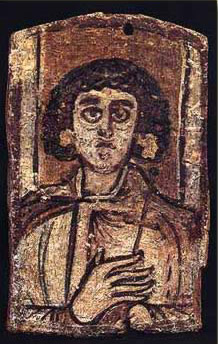 A Coptic Icon from Antione