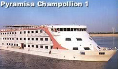 Pyramisa Champollion 1 Nile Cruiser