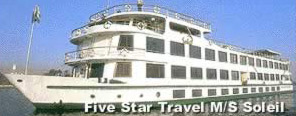 Five Star Travel M/S Soleil