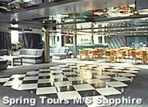 Spring Tours M/S Sapphire Nile Cruiser