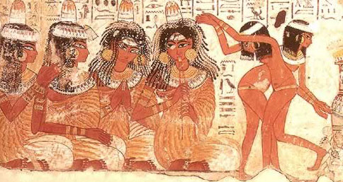 Another Night of Dancin in Ancient Egypt From the Tomb of Nebamun at Thebes