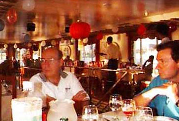 Aboard the Nile Peking