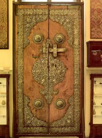 Egypt Picture Turkish Style Door From The Museum Of