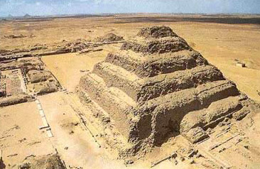 Image result for saqqara stepped pyramid
