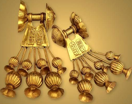 Earrings of Seti II