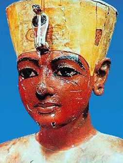 Statue of Tutankhamon