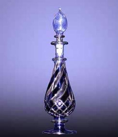 Egypt is famous for their wonderful perfume bottles