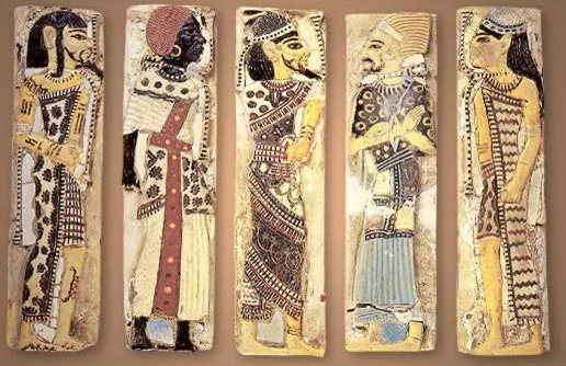 Enemies of Ancient Egypt