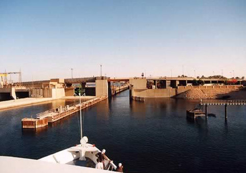 The Esna Locks