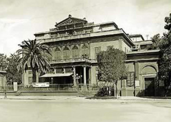 Completed in 1869 to host Verdi's Rigoletto, the Old Cairo Opera House was an exact copy of La Scala of Milan
