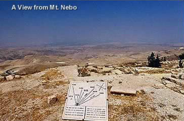 A View from Mt. Nebo