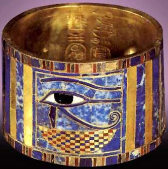 The Eyes Have It (Eye of Horus and the Eye of Re (Ra)
