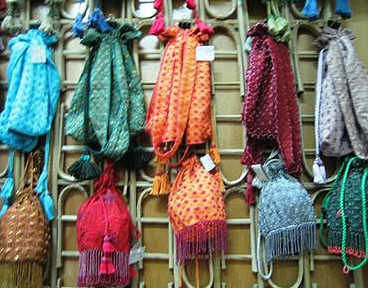 Bags from Fansina Bedouin Crafts