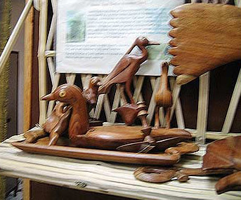 Wood craft from Hegaza