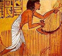 ancient egyptian name of peasants