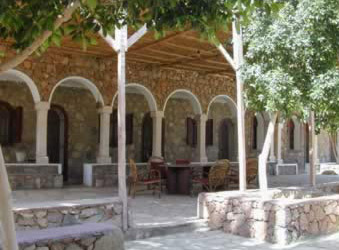 Seven Girls' Monastery at Wadi Feiran