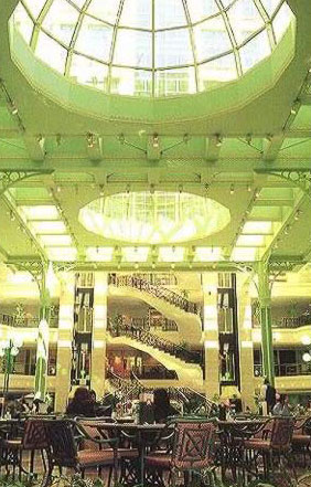 First Mall in Four Seasons Hotel Cairo