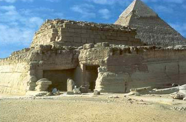 The tomb of Khentykaues I at Giza, sometimes called the
